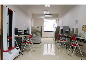 Overall picture of the laboratory