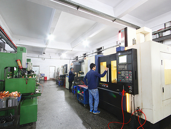 Mold processing center