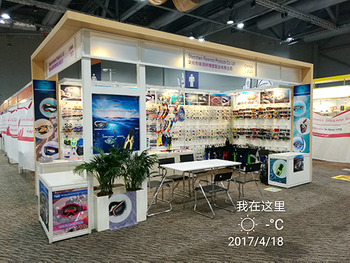 Hong Kong Exhibition in April 2017