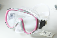 Fashion Integrated frame snorkel mask-M16